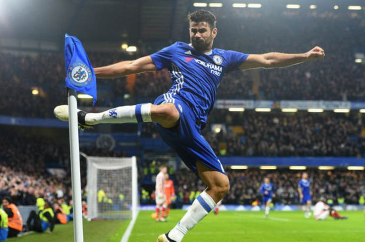 Premier League players with most clubs: Diego Costa among biggest journeymen