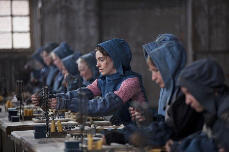 Fantine @ Factory Les Mis Movie (2012)