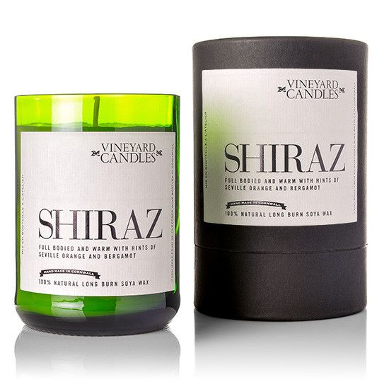 Vineyard Shiraz Candle