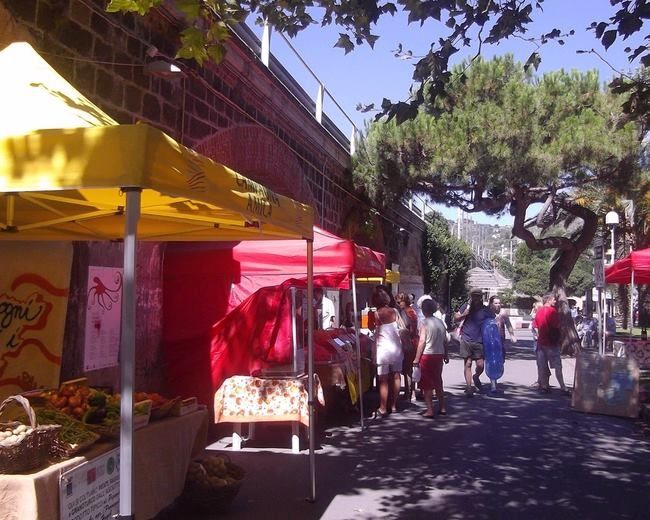 Il Mercato contadino a #Levanto, every 2nd and 4th Saturday of the month from April up to end October