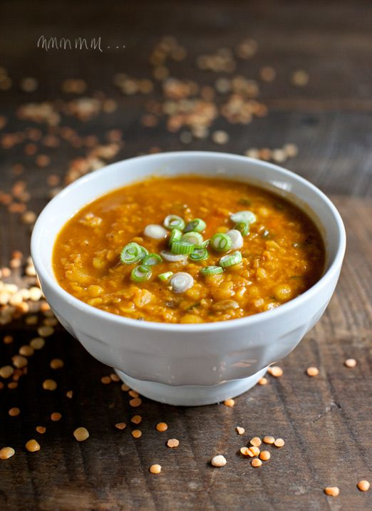 red lentil coconut curry soup: Soups, Loved Red, Coconut Curry Soup ...