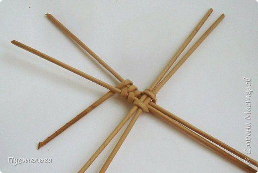 Мастер-класс Поделка изделие Плетение Домик и мельница Трубочки бумажные фото 17