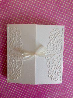 Invitatii nunta si botez: Invitatii handmade nunta