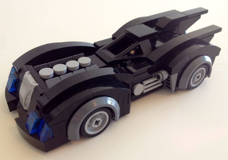 """Hello, As you can see, this is clearly an inspiration of the Arkham Asylum video game Batmobile design by Rocksteady Studios. The main creation is from """"The Incinerator14"""" who did an incredible work, I modified the esthetic and add a functional cockpit access. I always loved that Batmobile who took from Batman the animated series, design by Shayne Poindexter, and the one from the Tim Burton's movies, design by Terry Ackland-Snow, John Evans and Keith Short. It is also quite a gr..."""