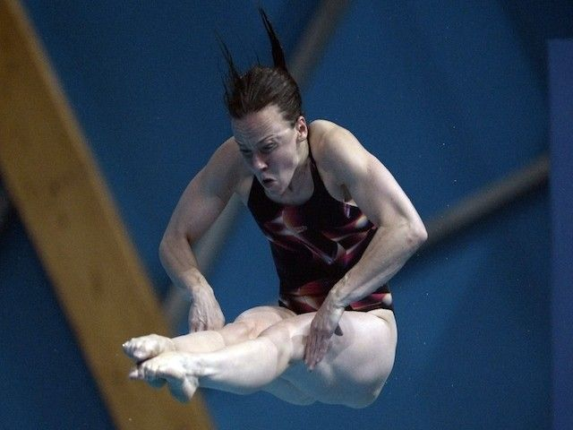 British world champion Rebecca Gallantree retires from diving