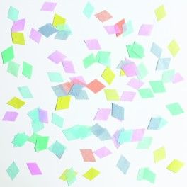 Pastel Confetti Diamonds  {Also available in many other colors and styles}