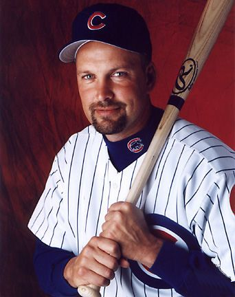 Mark Grace...holy blast from the past...the reason I still love the Cubs today :)