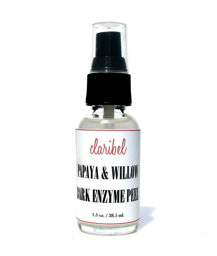 Enzyme Peel Exfoliator | Papaya & Willow Bark