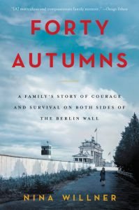 A memoir about a divided Germany