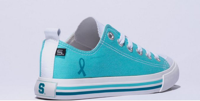 """""""The Sole of Ovarian Cancer Awareness"""""""