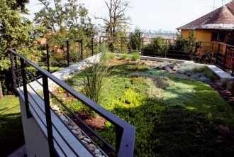 Zelené strechy = ekologicky + ekonomicky + esteticky | Strechy | Stavebníctvo | www.asb.sk