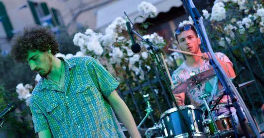 INFIORATA 2016: aperinfiore in MUSICA GREEN!