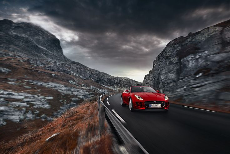 Jaguar F-Type by Thomas Larsen on 500px