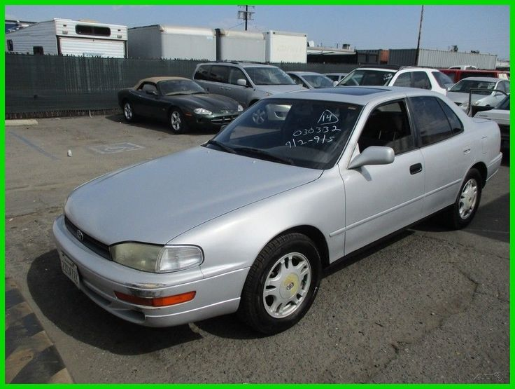 Awesome Awesome 1992 Toyota Camry XLE V6 1992 Toyota Camry XLE V6 Used 3L V6 24V Automatic Sedan NO RESERVE 2017/2018 Check more at http://24auto.tk/toyota/awesome-1992-toyota-camry-xle-v6-1992-toyota-camry-xle-v6-used-3l-v6-24v-automatic-sedan-no-reserve-20172018/