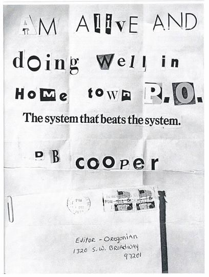 61 best DB Cooper ❓who was he images on Pinterest American - fresh blueprint decoded dvd 8