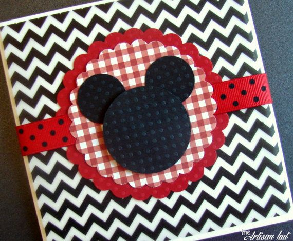 40 best Invitaciones de Micky Mouse images – Handmade Mickey Mouse Birthday Invitations