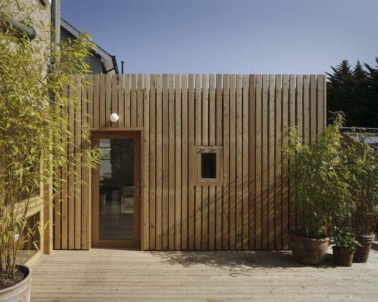 CASTarchitecture - Refurbishment of a 1930's House and Garden