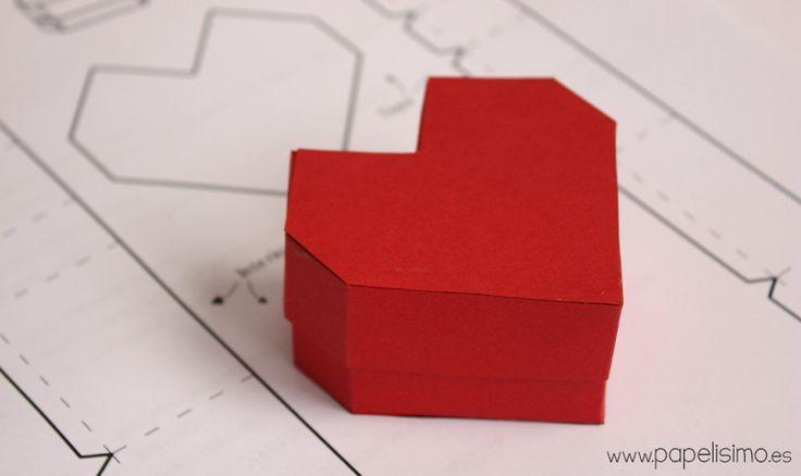 Caja-de-papel-corazon-Paper-heart-box