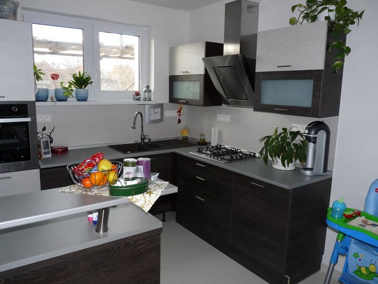 Kuchyňa drevodekor 2 - BMV Kuchyne