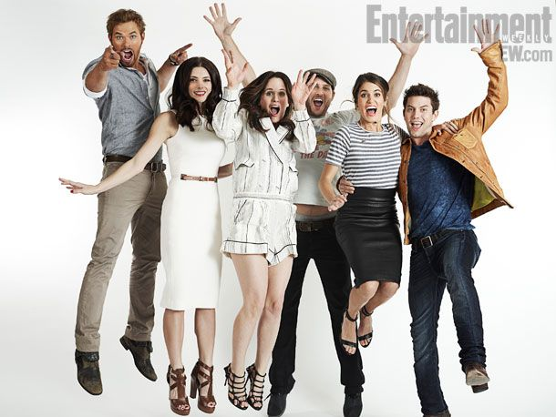 Entertainment Weekly Comic Con Portraits