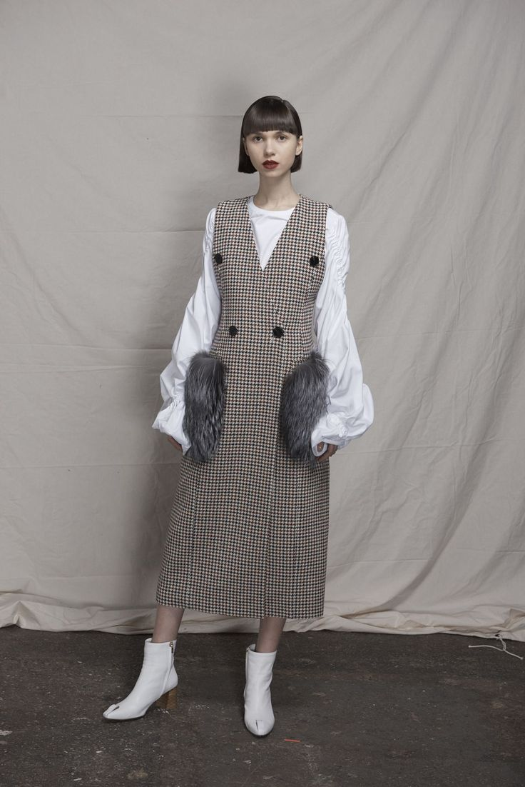 Claudia Li Autumn/Winter 2017 Ready to Wear