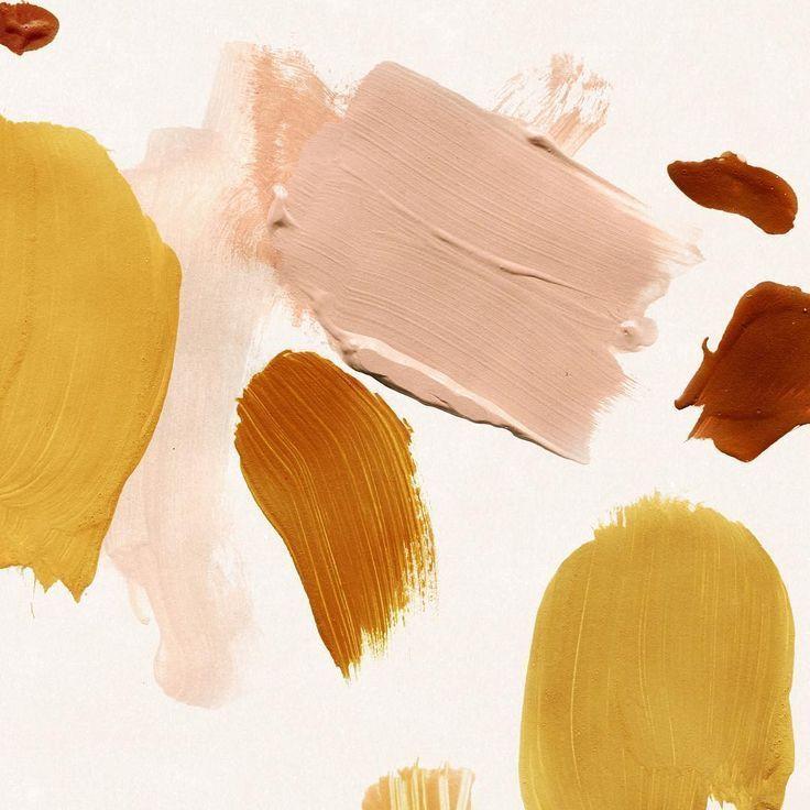 Current colour palette