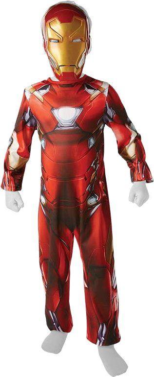 Rubie's Captain America: Civil War - Iron Man Classic