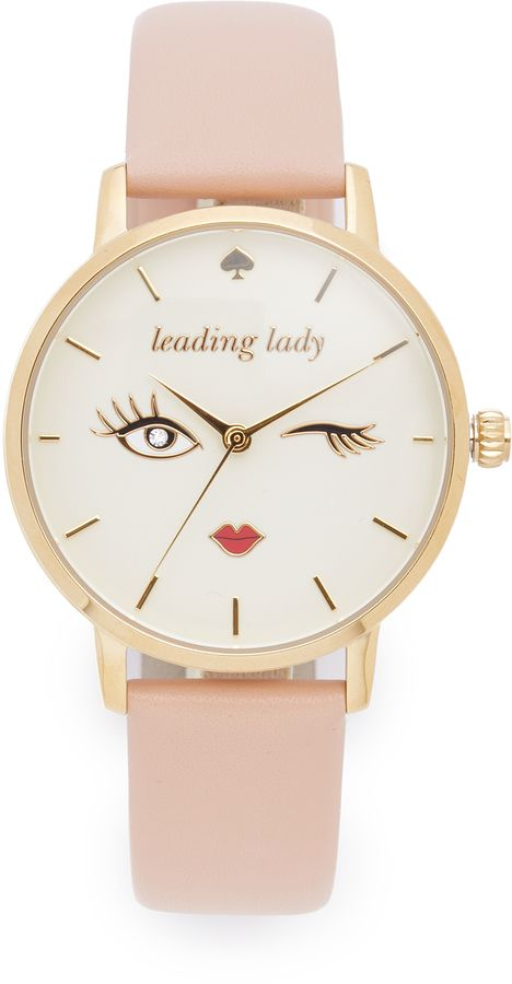 Kate Spade New York Metro Leading Lady Watch