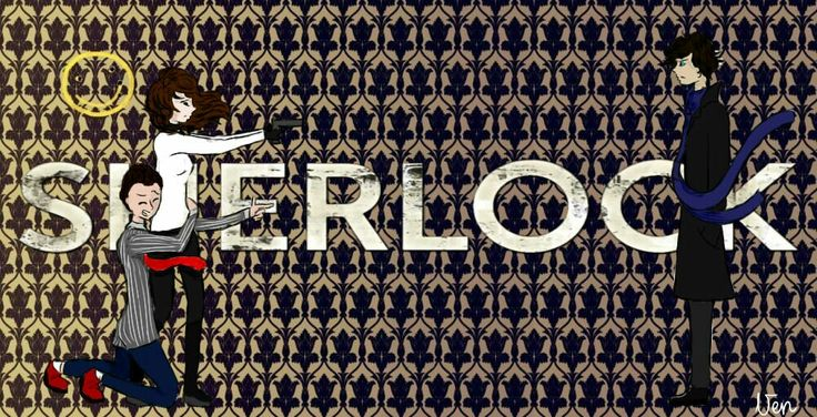 #Sherlock #MeInDifferentWorldChallenge #drawing #OC #rysunek