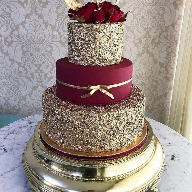 21 #Themen #und #Kreativ #Ideen #Maroon #Quinceanera # – #Hochzeitsspitze, #Kreativ #Ideen #m …   – Wedding Cake
