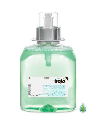 NOU! Rezerve de sapun lichid Gojo pe baza de extracte vegetale. fara arome sau coloranti artificiali!