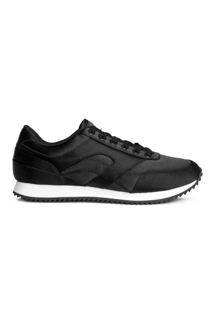 Zapatillas deportivas - Negro 29,99 EUR   H&M