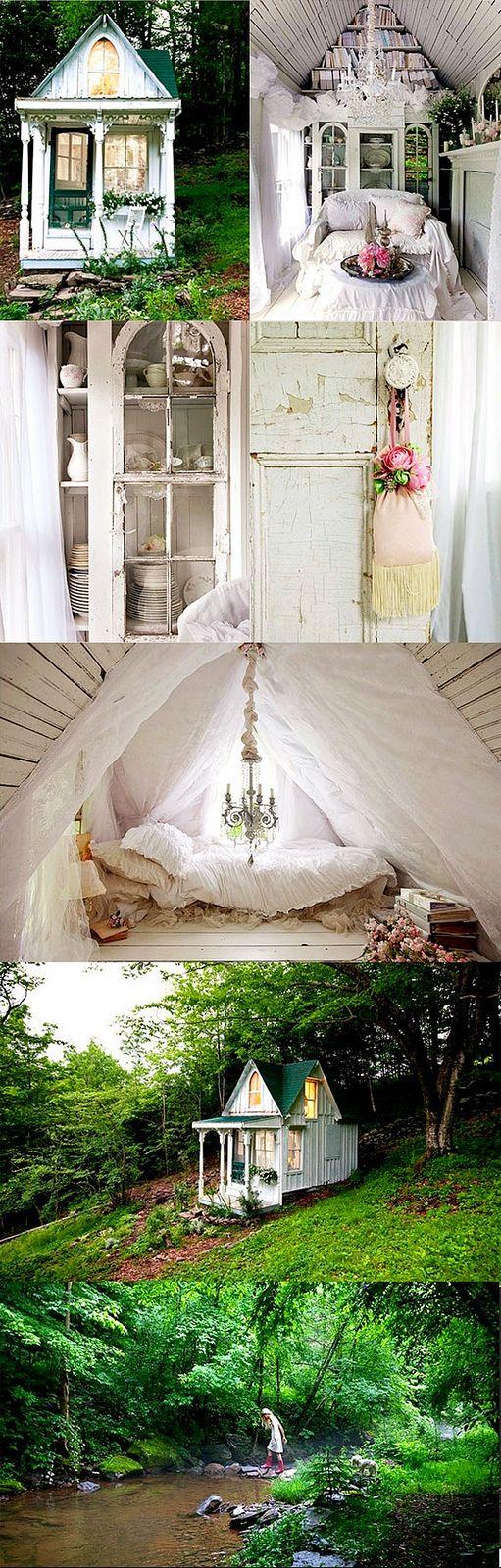Tiny victorian cottage!