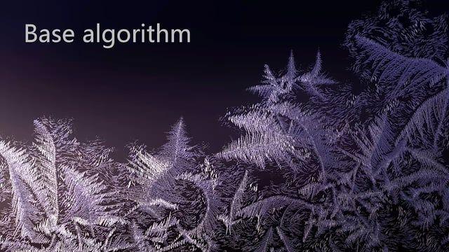 Базовый алгоритм солвера