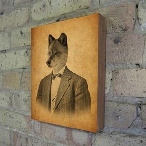 what a fox..