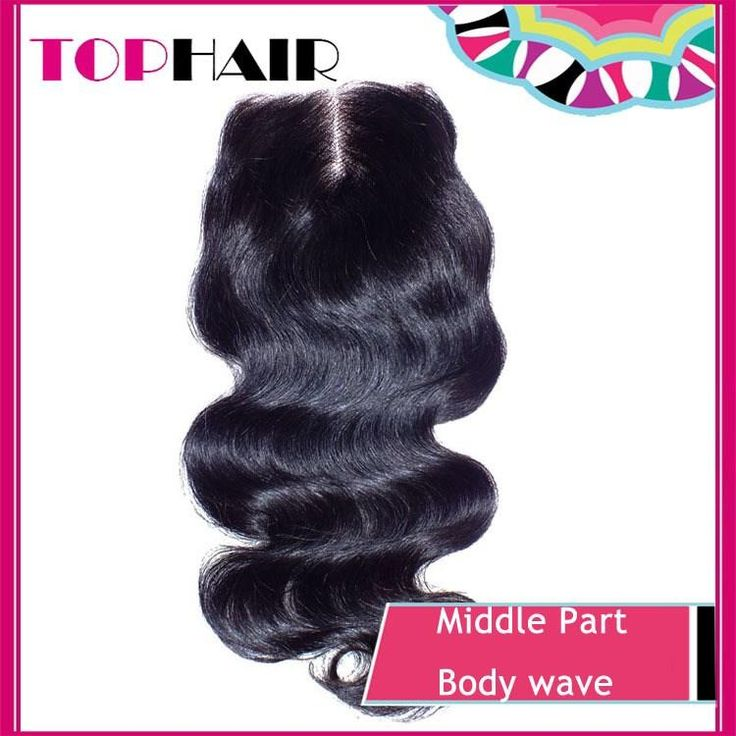 Wholesale cheap lace closure online, body wave - Find best free shipping 8-20inch silk body wave virgin brazilian mid part lace closure human hair lace closure 4''x4'' natural color top closure at discount prices from Chinese top closures supplier on DHgate.com.