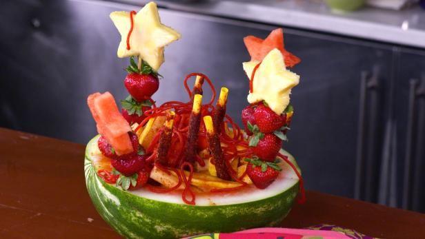 Get Sandia Loca Recipe from Food Network