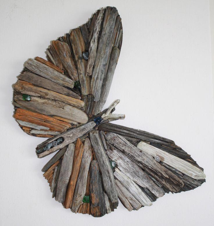 25 best driftwood art ideas on pinterest for Driftwood art crafts