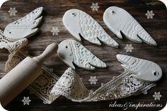 Ideas & Inspirations: Engelflügel DIY / angel wings DIY
