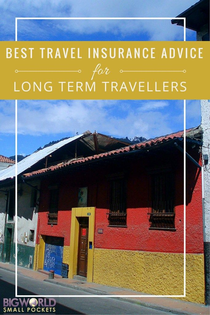 Hopefully some useful advice for those who, like me, find extending their travel insurance as a long term traveller a more difficult process than they'd hoped! {Big World Small Pockets}