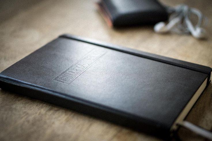The Bullet Journal Notebook