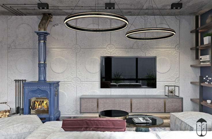 Wunderschöne minimalistische Dekoration im marokkanischen Stil. Die Balance zwischen zwei gegensätzlichen Konzepten …   – Décoration