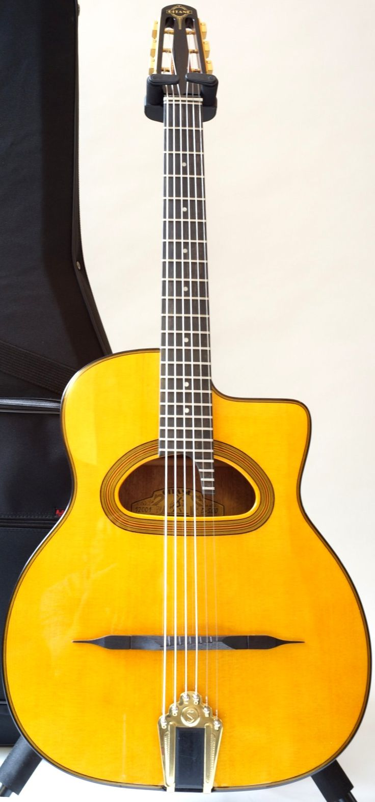 Gitane D-500 #LardysWishlists #Guitar ~ https://www.pinterest.com/lardyfatboy/ ~
