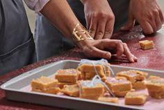 Die Koekedoor Wilandi het Christine Capendale se flopvrye-metode vir fudge gebruik en haar eie smaak-kinkels daaraan gegee.