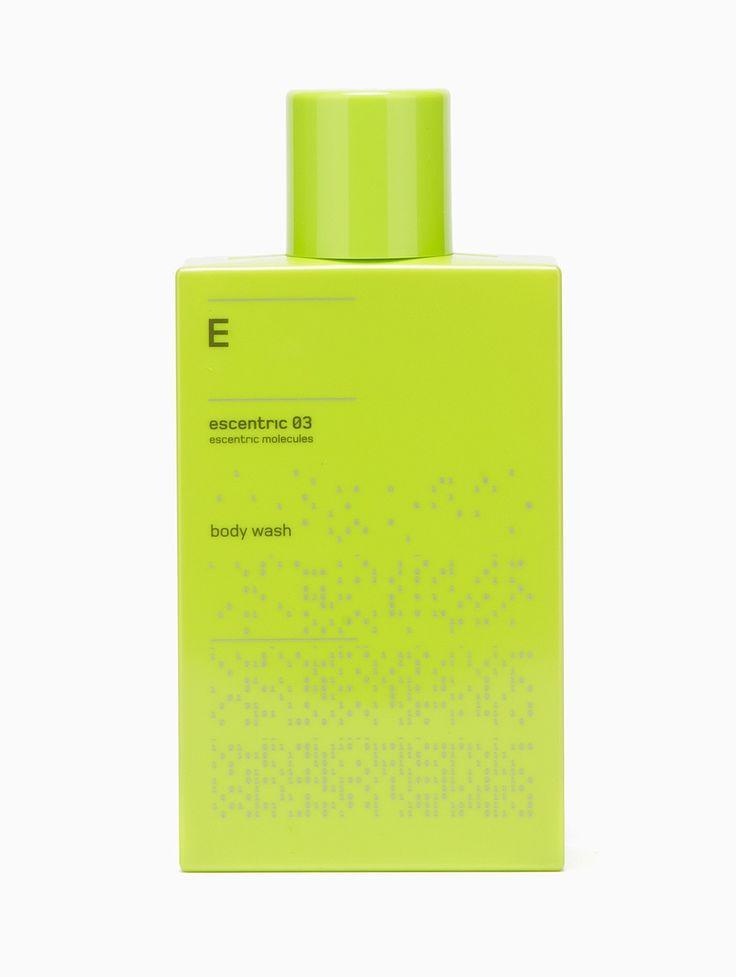 Escentric 03 Body Wash from Escentric Molecules collection