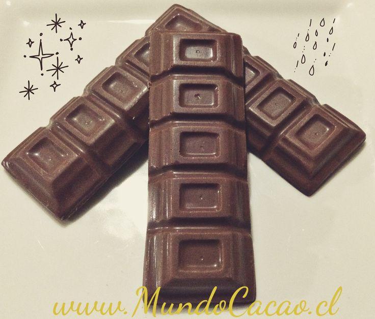 Barra sin azúcar 32% de cacao