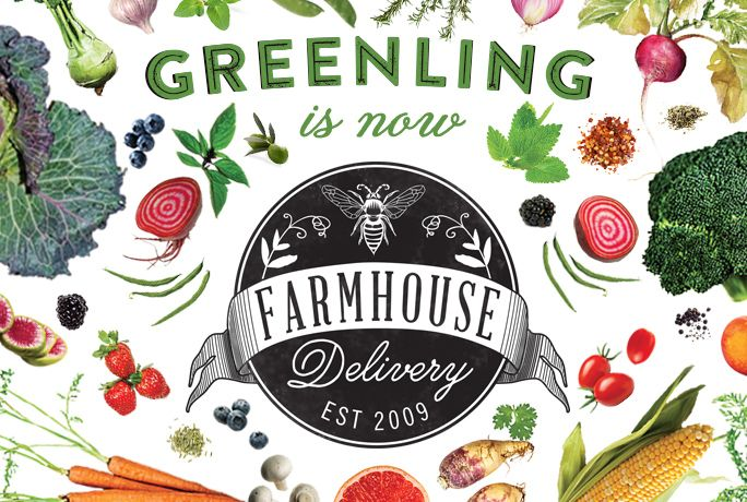 We are beyond thrilled to officially announce that Greenling Organic Delivery will now be Farmhouse Delivery.For those of you loyal Greenling customers that aren't yet familiar with Farmhouse, we'd like to introduce ourselves andextend a warm welcome your way. Started Read on! →