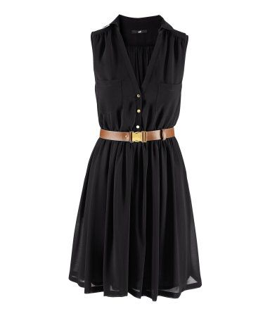 Collared Dress, H & M, $34.95