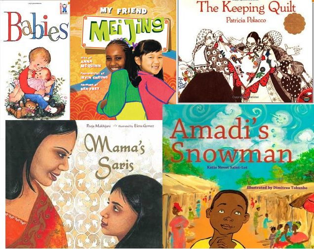 Ten Reasons Parents Should Read Multicultural Books to Kids.  Fabulous article with great book suggestions as well.