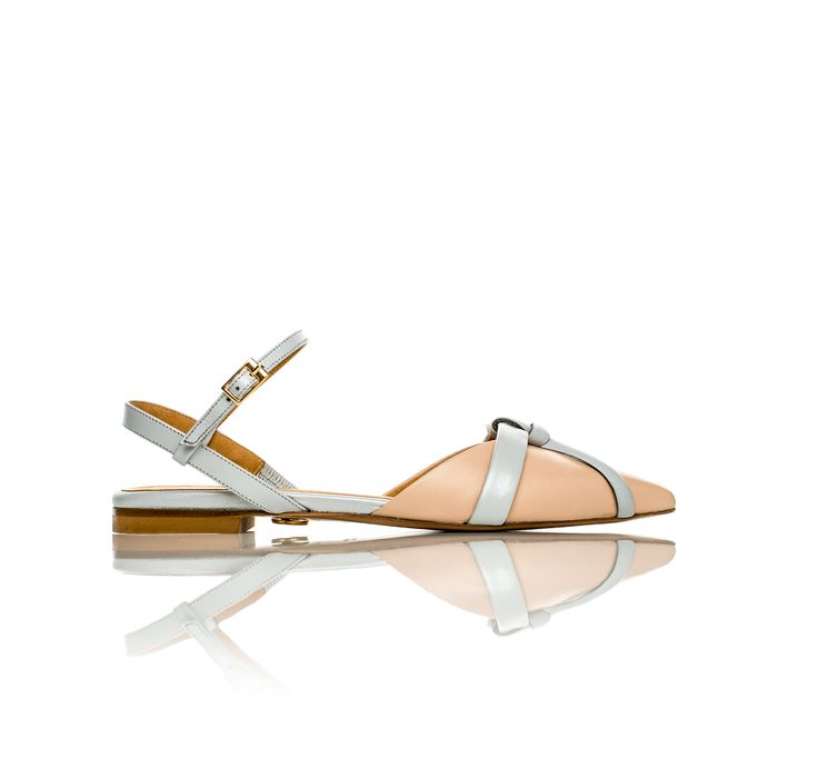Baldowski S/S 17 #fashion #shoes #spring #summer #flats #perfect